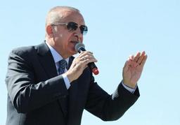 En campagne, Erdogan montre à nouveau une vidéo de l'attentat en Nouvelle-Zélande