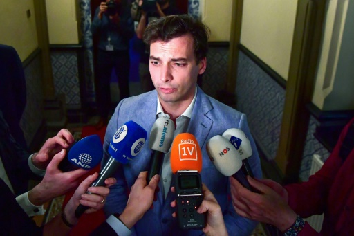 Pays-Bas : Thierry Baudet,