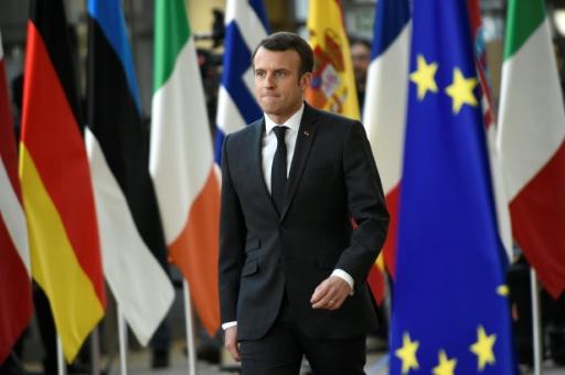 Brexit: Macron perçu à Londres comme un