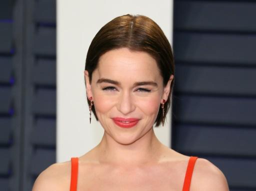 L'actrice Emilia Clarke dit avoir survécu à deux hémorragies cérébrales
