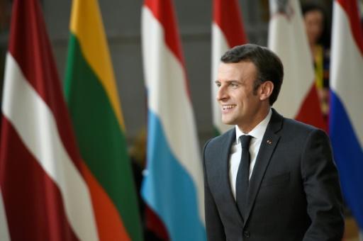 Macron convie Xi, Merkel et Juncker à Paris pour discuter commerce et climat