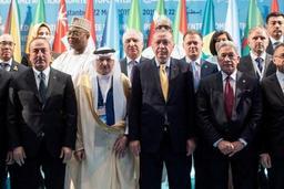 Les pays musulmans appellent à des
