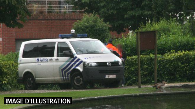 Dilbeek: une piétonne tuée par une camionnette sans chauffeur