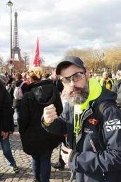 Manifestation des Gilets jaunes interdite samedi sur les Champs-Elysées et ses abords
