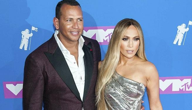 Alex Rodriguez et Jennifer Lopez fiancés: la lettre de félicitations d'une personne hyper connue qu'ils n'attendaient pas