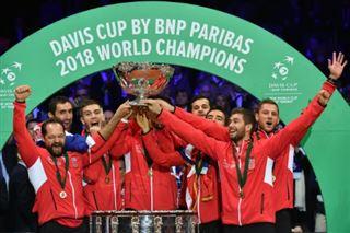 Tennis- la Coupe Davis perd l'un de ses sponsors historiques