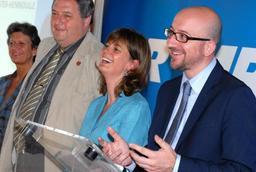 Charles Michel et Valérie De Bue emmèneront les listes MR en Brabant wallon