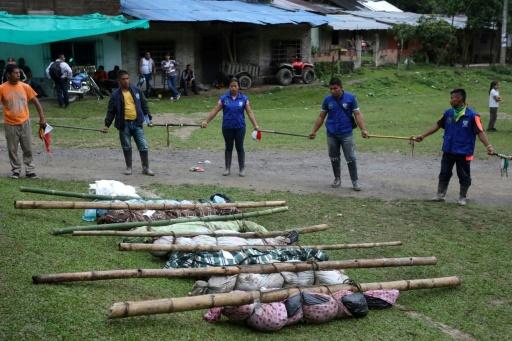 Colombie: la mort d'indigènes attribuée à la manipulation d'explosifs