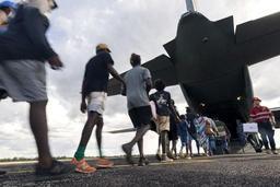 Des cyclones destructeurs s'abattent sur l'Australie
