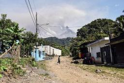 Guatemala: augmentation de l'activité du volcan Fuego