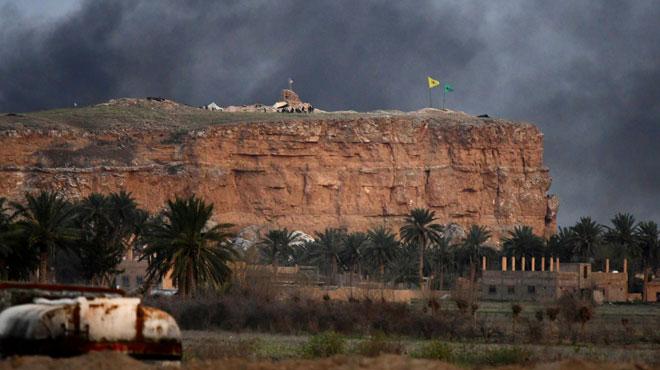 En Syrie, les forces antijihadistes annoncent la fin du