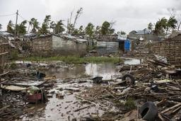 Le bilan du cyclone Idai s'alourdit à 417 morts