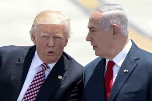 Annexion du Golan: Trump rompt de nouveau avec le consensus international