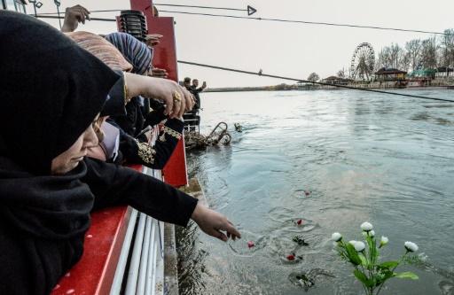 A Mossoul en deuil, le coeur n'est pas à fêter la fin du