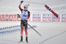 Coupe du monde de biathlon - Le Norvégien Johannes Boe bat le recrod de victoires sur une saison