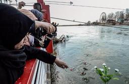 Irak: le Parlement limoge le gouverneur de Mossoul après un naufrage meurtrier