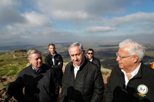 Golan: Trump signera lundi la reconnaissance de la souveraineté israélienne, selon Israël