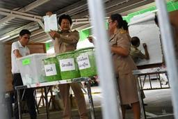 Thaïlande: le parti de la junte en tête du vote populaire aux législatives