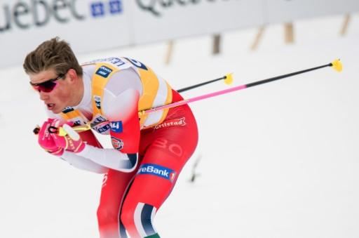 Ski de fond: 2e gros Globe pour Klaebo