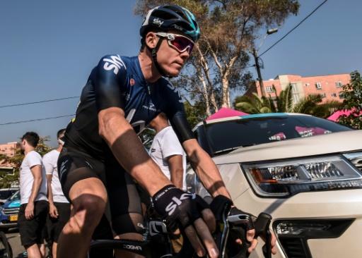 Tour de Catalogne: Froome reprend la route, dans la roue des cadors