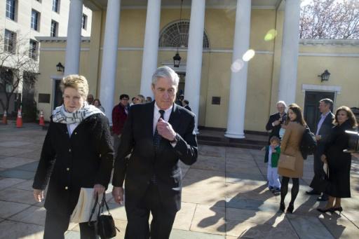 Rapport Mueller: pas d'entente prouvée entre Moscou et l'équipe de Trump
