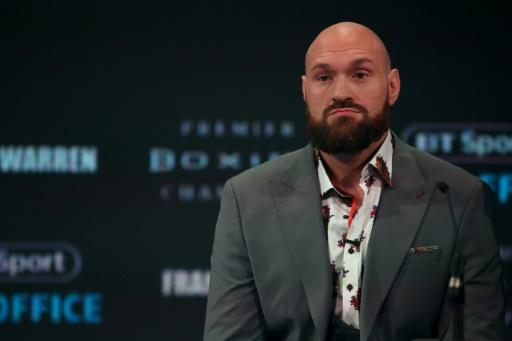 Boxe: Fury va affronter Schwarz à Las Vegas le 15 juin