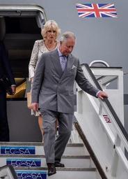 Arrivée du prince Charles à Cuba, visite royale inédite sur l'île