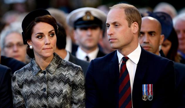 Le prince William, FURIEUX, après la publication d'articles NÉGATIFS sur son épouse Kate