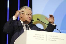 Gouverner Bruxelles avec la N-VA serait difficile, selon Guy Vanhengel