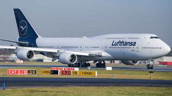 Si vous deviez voyager avec Lufthansa dans les prochains jours, votre vol pourrait être supprimé