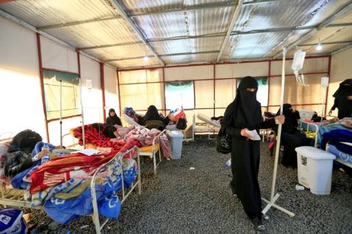 Yémen: près de 110.000 cas présumés de choléra depuis janvier (ONU)
