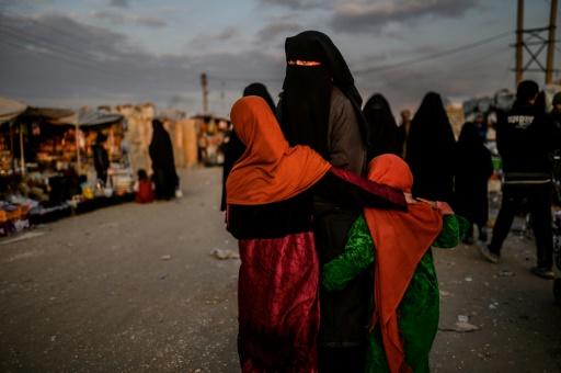 Syrie: plus de 9.000 étrangers proches de jihadistes dans un camp de déplacés
