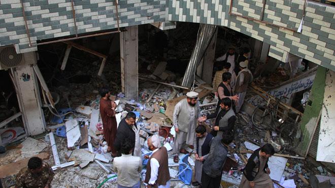 Horreur en Afghanistan : 10 enfants d'une même famille tués dans un bombardement aérien des forces internationales