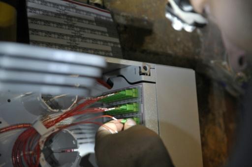 Télécoms: à la campagne également, la fibre arrive petit à petit