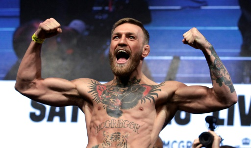 McGregor visé par une enquête pour agression sexuelle — UFC