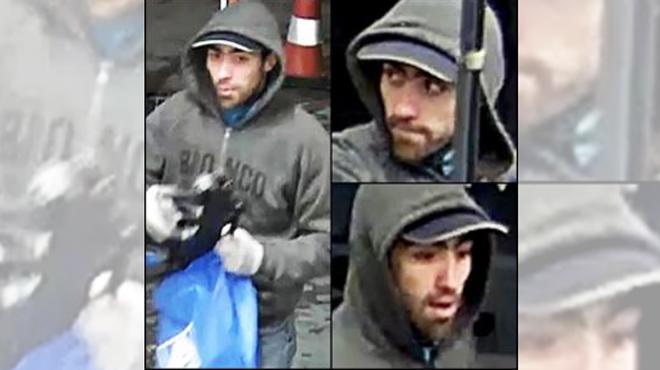 Vol à main armée à Bruxelles: reconnaissez-vous cet individu? (vidéo)