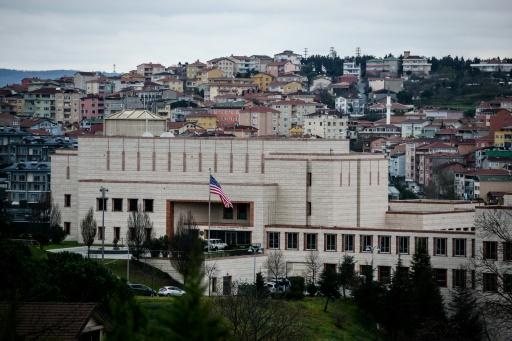 Un Turc employé au consulat américain d'Istanbul jugé pour espionnage