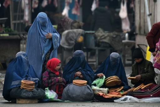 Kaboul: les droits des Afghanes,