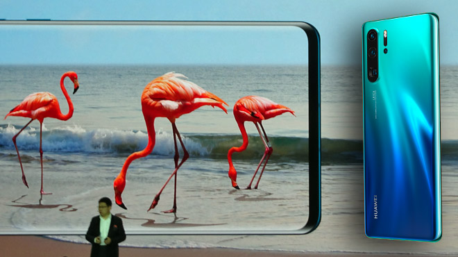Huawei ne s'arrête jamais: le P30 Pro, avec ses 4 capteurs à l'arrière, peut-il encore innover ?