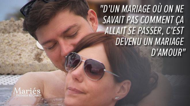 L'heure du bilan a sonné pour Élodie et Jérémy, de Mariés au premier regard: