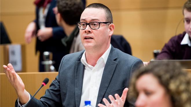 Le PTB perd une partie de sa dotation: le manque à gagner atteint 1,6 million d'euros