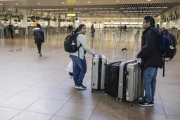La manutention des bagages possiblement perturbée mercredi à Brussels Airport