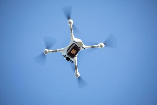 USA: UPS lance le transport d'échantillons biologiques par drone