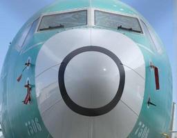 Boeing 737 Max - Atterrissage d'urgence d'un Boeing 737 MAX lors d'un convoyage aux Etats-Unis