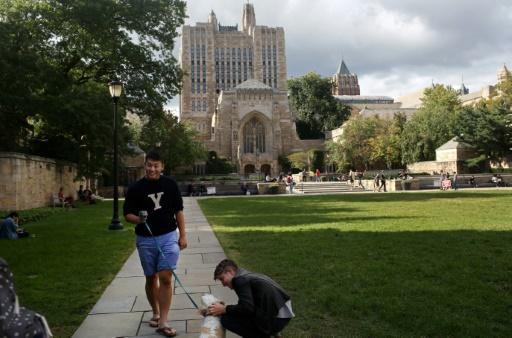 Yale renvoie une étudiante admise grâce à des pots-de-vin