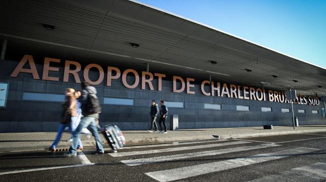 Une dizaine de vols perturbés à l'aéroport de Charleroi ce matin: les contrôleurs aériens poursuivent leur grève