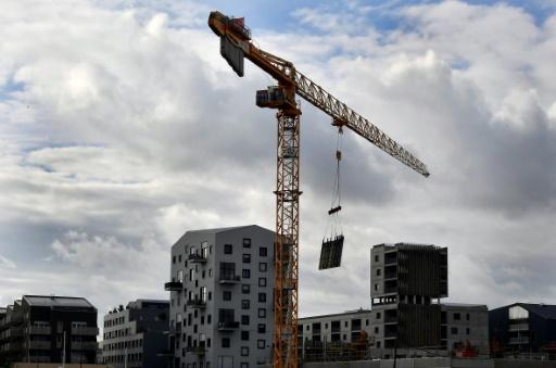 La construction de logements neufs en France replonge en février