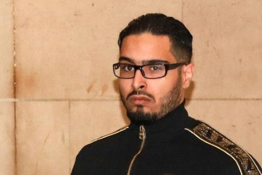 Jawad Bendaoud condamné en appel à un an de prison pour