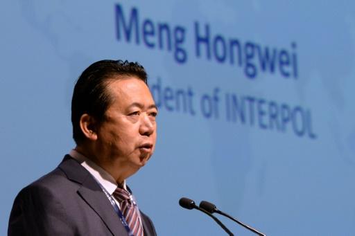 Chine: l'ex-patron d'Interpol coupable de
