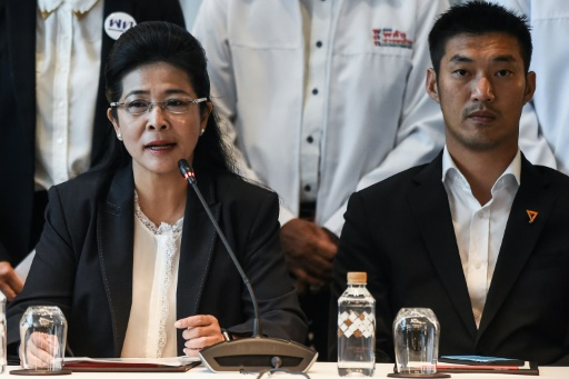 Thaïlande: tentative de coalition d'opposition contre la junte